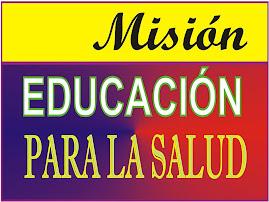 Misión Educación para la Salud