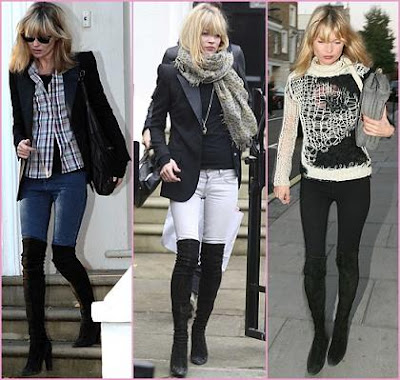 over the knee boots. Over-the-Knee Boots