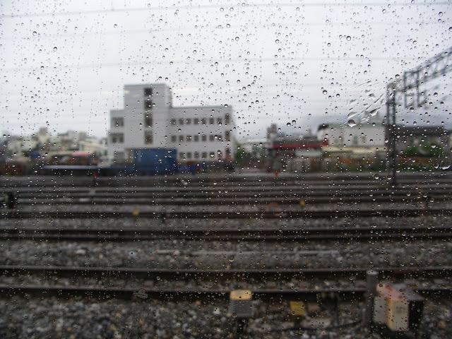 2008年攝於花蓮車站