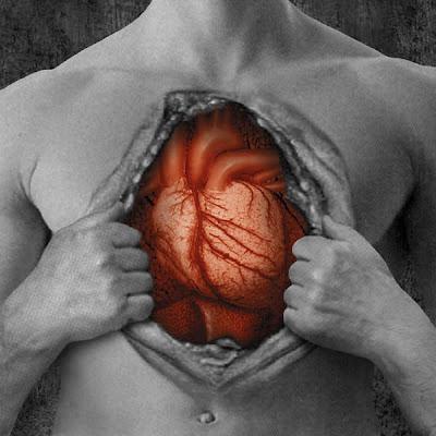 abra, coração, amor, paixão