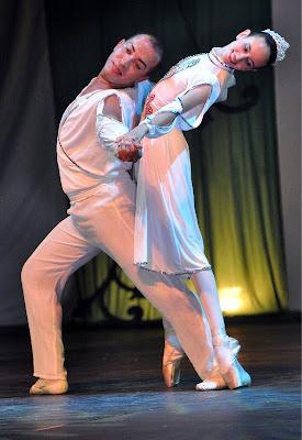 Ballet Lúcia Helena D'Angelo - 2010