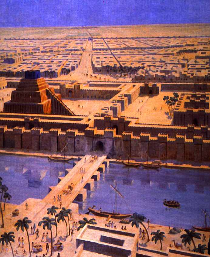 vacanta esoterica babilon irak poarta zeilor i. Black Bedroom Furniture Sets. Home Design Ideas