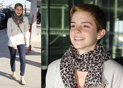emma watson haircut. emma watson haircut. Emma Watson: New Haircut; Emma Watson: New Haircut