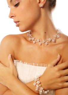 bijoux mariage cristal