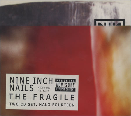 Nine Inch Nails The Fragile 1998 My Favorite Albums