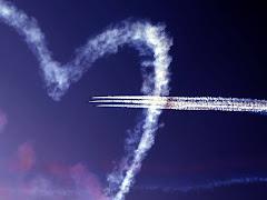Les aviateurs cupidons....