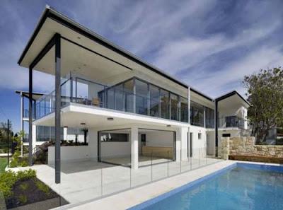 Architecture Design Northbridge House By Johannsen Associates - Northbridge-house