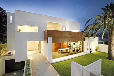 Nestled In The Heart Of Melbourne, Australia, This Stunning Modern Home  Designed By Architect Nic Bochsler Is All About Living It Up In A Modern  Minimalist ...