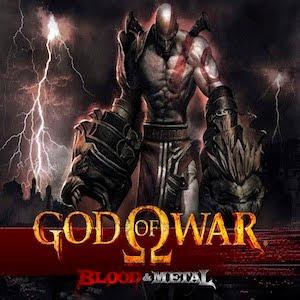 Various God Of War: Blood & Metal