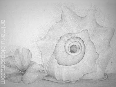 Ketetntuan Pokok dalam Menggambar Bentuk atau Benda