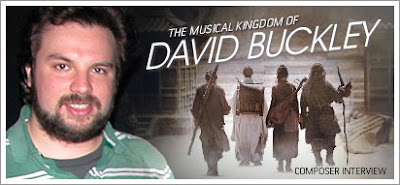 Interview with composer David Buckley
