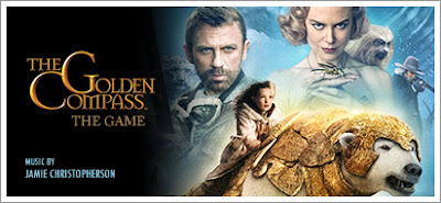 The Golden Compass: Game (Soundtrack) by Jamie Christopherson