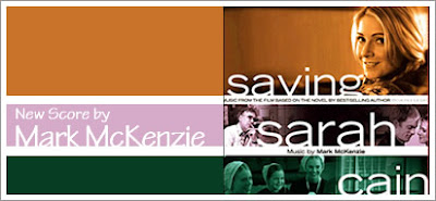 Saving Sarah Cain (Soundtrack) by Mark McKenzie