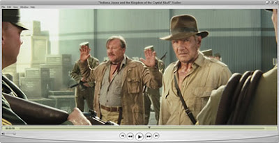 Indiana Jones and the Kingdom of the Crystal Skull Trailer Online