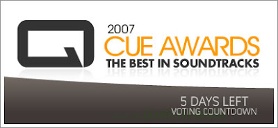 5 Days to Vote for Your Cue Awards