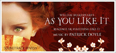 As You Like It (Soundtrack) by Patrick Doyle