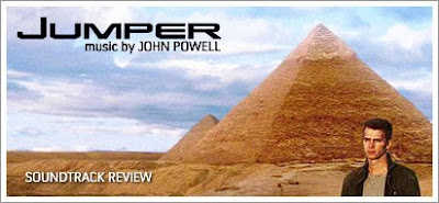 Jumper (Soundtrack) by John Powell