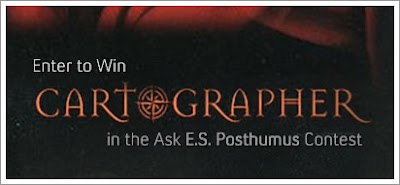 Ask E.S. Posthumus and Enter to Win Cartographer