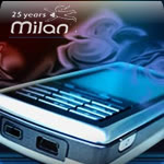 Mobile ringtones and wallpapers from Milan Records