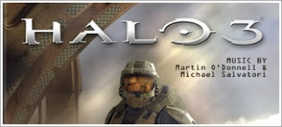 Halo 3 (Soundtrack) by Marty O'Donnell and Michael Salvatori