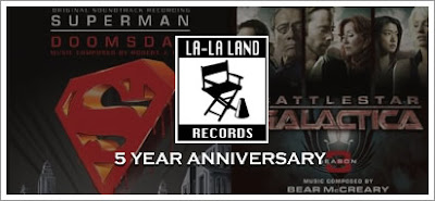 La-La Land Records 5th Anniversary