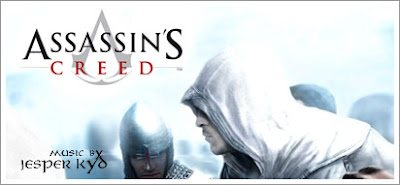 New track, Jerusalem Horse Ride, from ASSASSIN'S CREED (Soundtrack) by Jesper Kyd