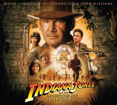 Indiana Jones and the Kingdom of the Crystal Skull (Soundtrack) by John Williams Available for Pre-Order