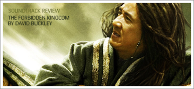 The Forbidden Kingdom (Soundtrack) by David Buckley Review