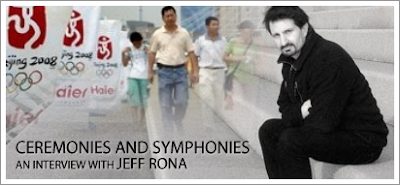 Ceremonies and Symphonies - An Interview with Composer Jeff Rona