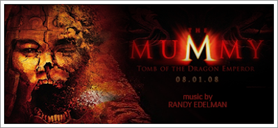 105 Piece Orchestra for THE MUMMY: TOMB OF THE DRAGON EMPORER