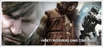Variety Interviews Game Composers