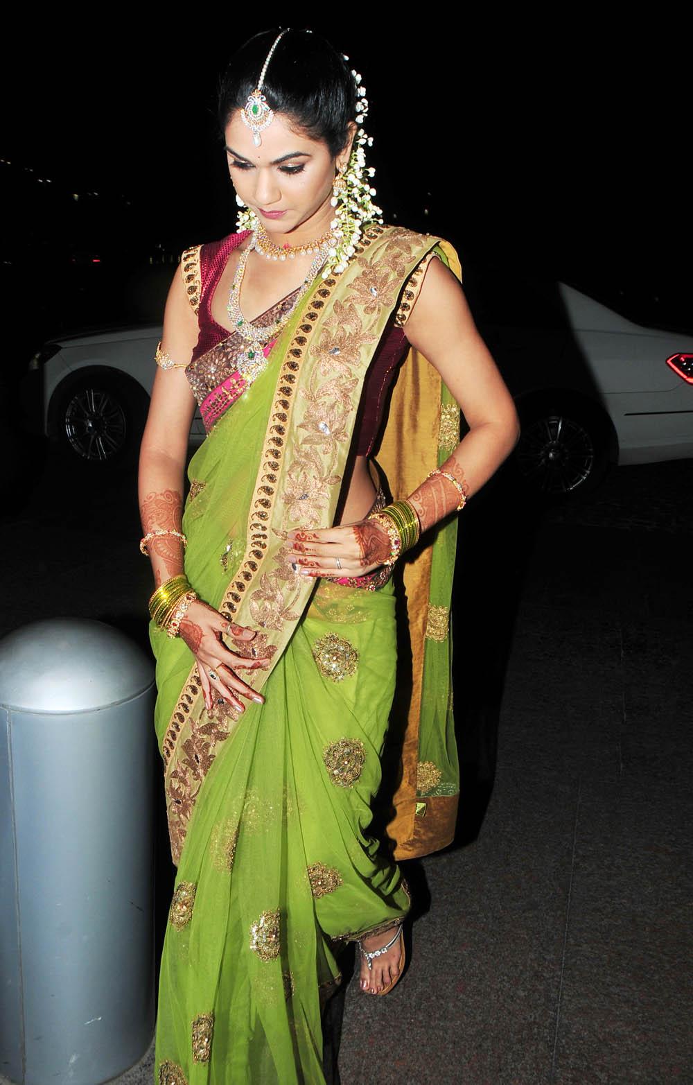 Celebrities At Allu Arjun Engagement Function Inka