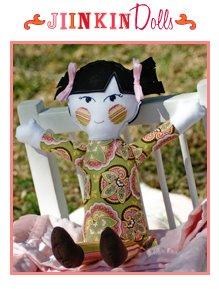 Jiinkin Dolls - 100% Handmade