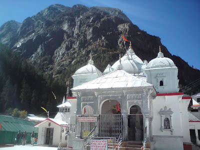 Majestic Gangotri Temple - Char Dham
