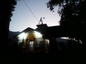 The Kashi Vishwanath Temple of Uttarkashi