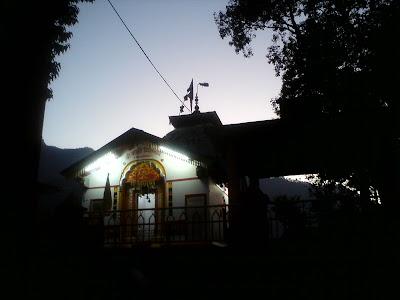 The Kashi Vishwanath Temple of Uttarkashi