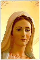 Nossa Senhora Rainha da Paz!