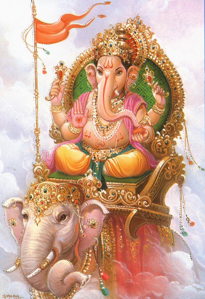 ganesha hindu god - photo #17