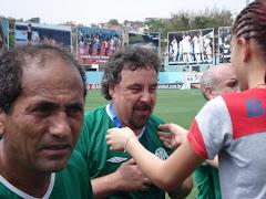 ENTREGA DE MEDALHAS NA FINAL DO FUTEBOL NA ARENA DE BARUERI