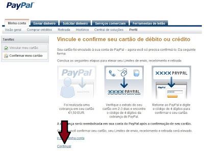 Confirmar PayPal 4 - PTCs em Prática