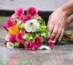 זרי אבל לטקסי קבורה אזכרה וזיכרון