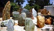 שלייפשטיין מצבות - סוגי אבנים