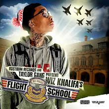 """Wiz Khalifa """"Flight School"""""""