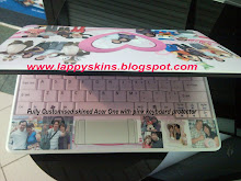 Fully customise Acer ONe lappy