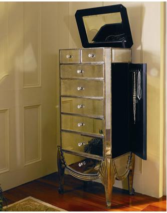 armoire mirror jewelry boxes 1