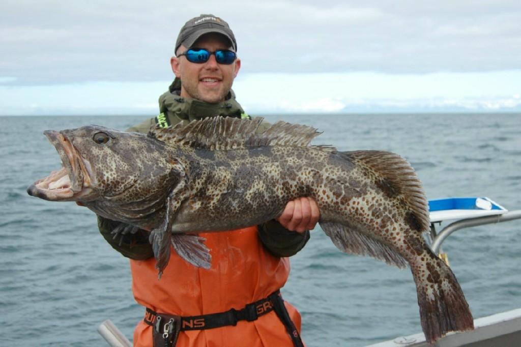 аляска рыбак