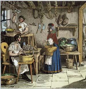 Historia de los embutidos taringa for Cocinas industriales siglo