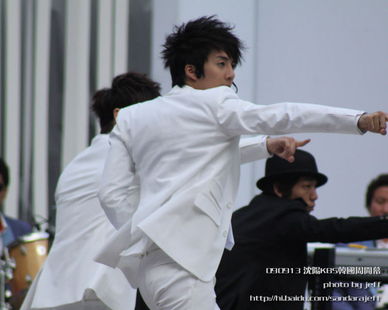 SS501 in China Shenyang Concert /// 14.09.2009