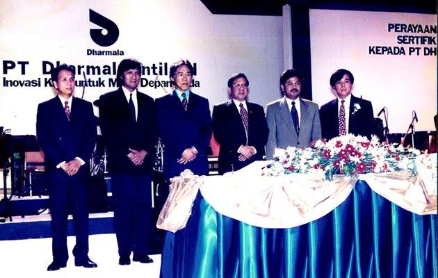 Aktif sebagai Pengurus di REI (Real Estate Indonesia)