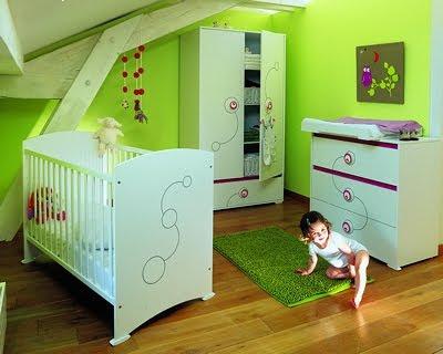 Decorando la francesa quartos de beb - Alinea chambre bebe ...